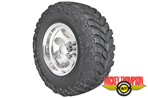 Шины Шина Mickey Thompson 31/10.5R15-6PLY MT Baja Claw TTC